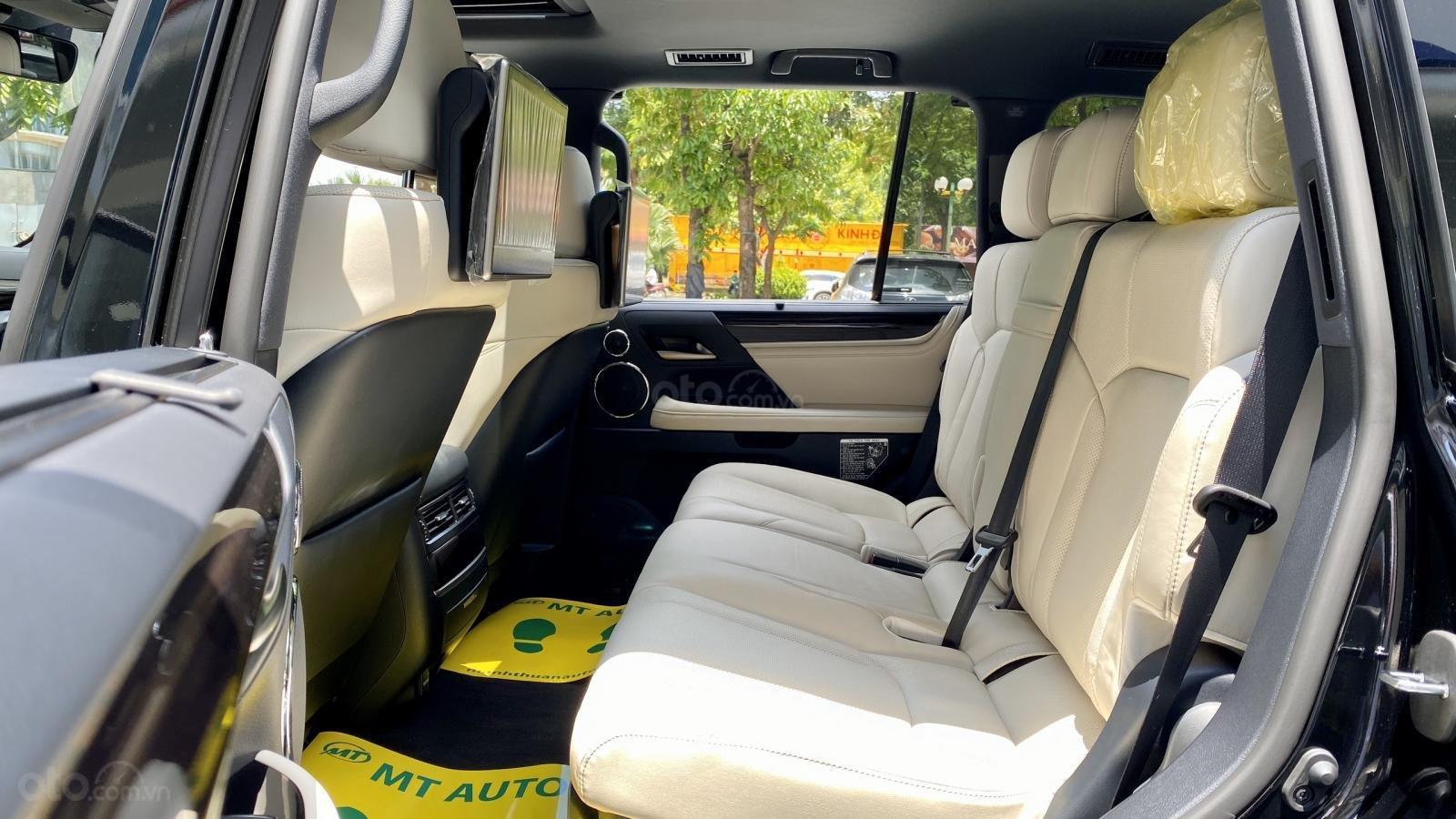 Bán Lexus LX 570s Supper Sport SX 2020, màu đen nội thất kem, xe nhập Mỹ mới 100% (14)