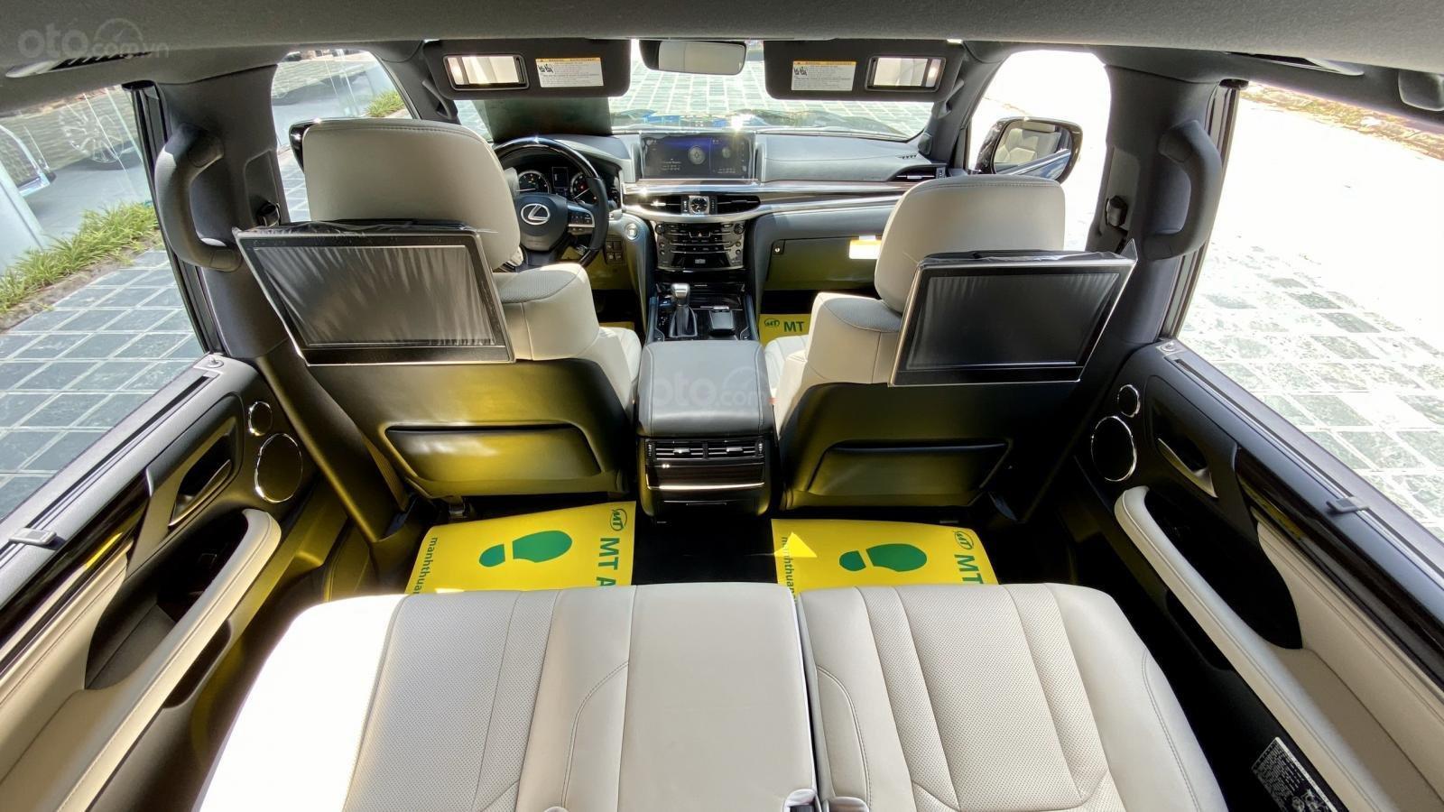 Bán Lexus LX 570s Supper Sport SX 2020, màu đen nội thất kem, xe nhập Mỹ mới 100% (15)