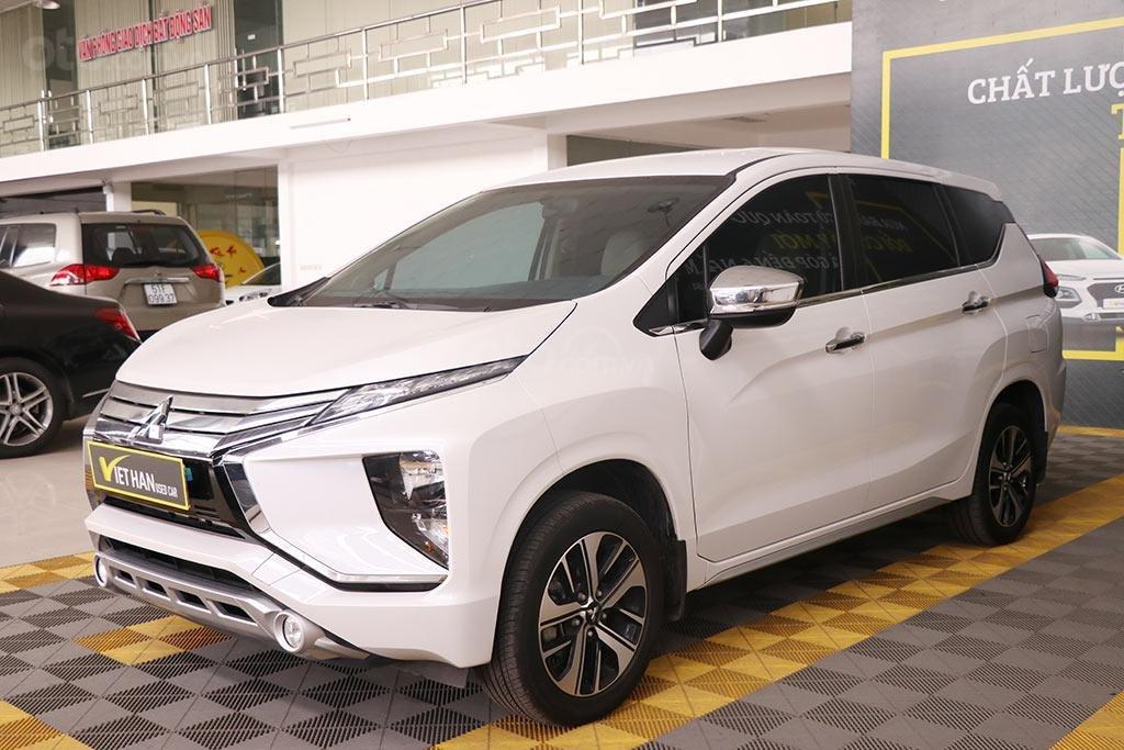 Mitsubishi Xpander 1.5AT sx 2019, màu trắng, xe nhập (2)