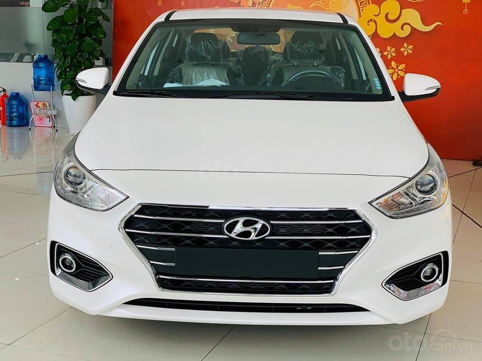 Hyundai Huế bán Accent tự động tiêu chuẩn, 502 triệu (1)