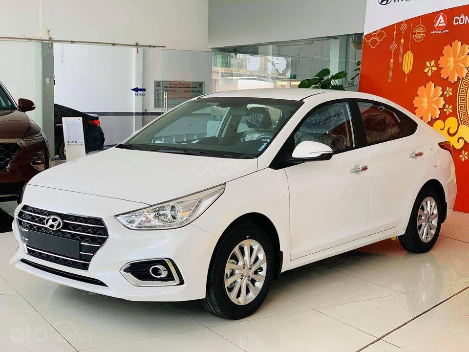 Hyundai Huế bán Accent tự động tiêu chuẩn, 502 triệu (2)