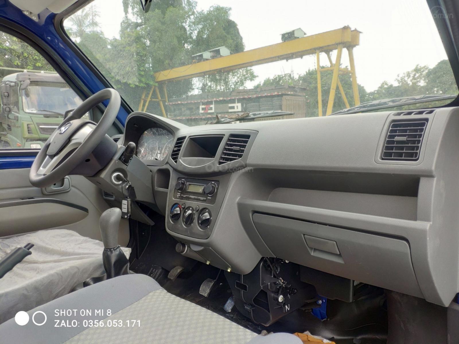 Bán xe tải Kenbo 990kg thùng dài 2m6 Bình Dương, trả trước chỉ từ 90 triệu nhận xe (8)