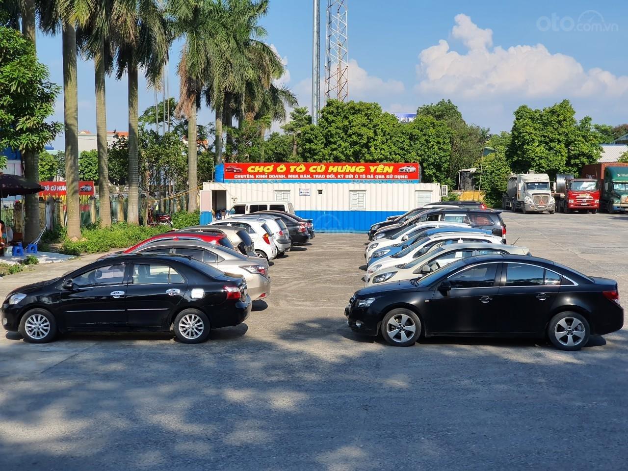 Chợ Ô tô cũ Hưng Yên (2)