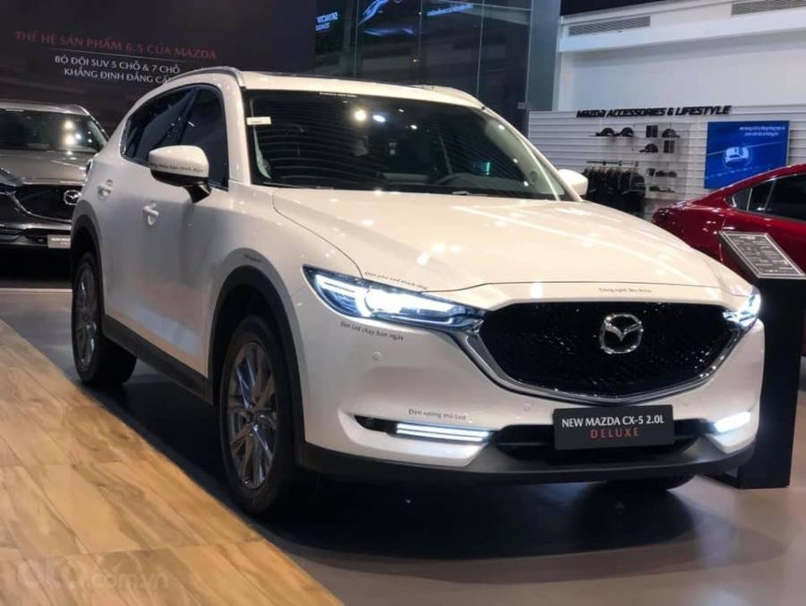 Mazda CX5 2020 hỗ trợ trước bạ 50% có xe giao ngay (3)
