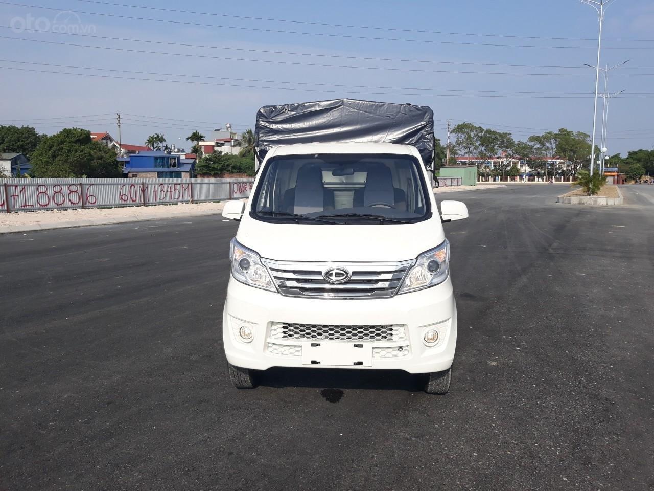 Bán xe tải Tera100 máy Mitsubishi 950kg tại Quảng Ninh và Hải Phòng (2)