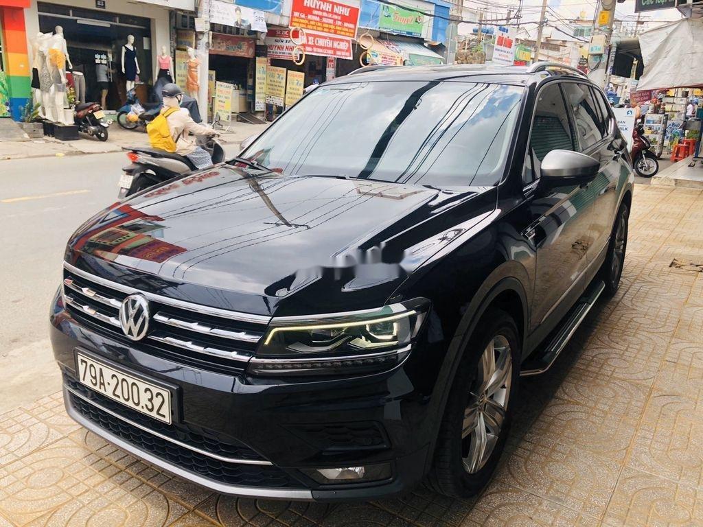 Bán Volkswagen Tiguan 2018, màu cam, nhập khẩu (12)