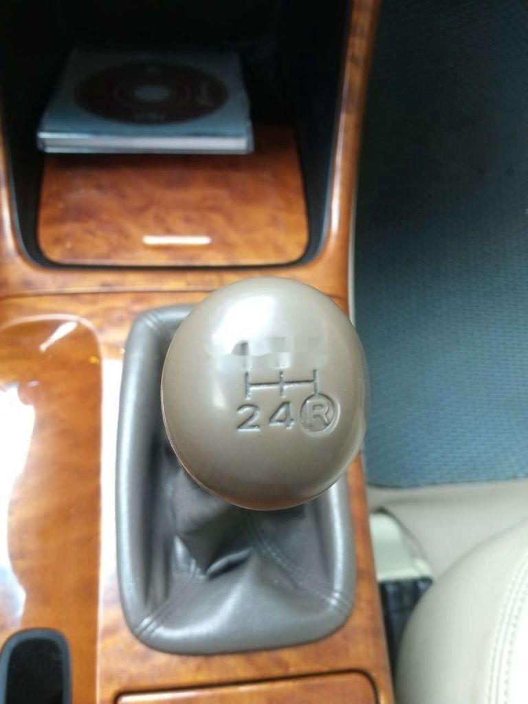 Bán Toyota Camry 2.4G sản xuất 2003, xe rin nguyên bản (9)