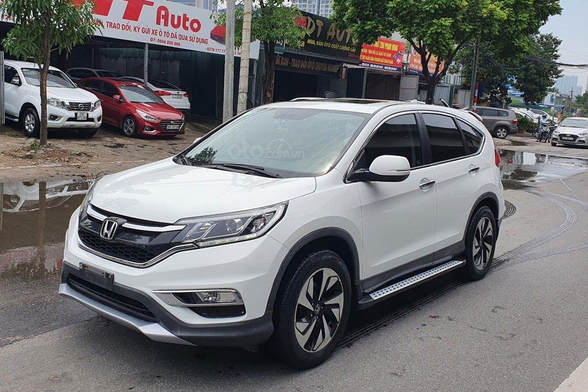 Honda CR-V 2016 bản 2.4AT rao bán 785 triệu đồng 1