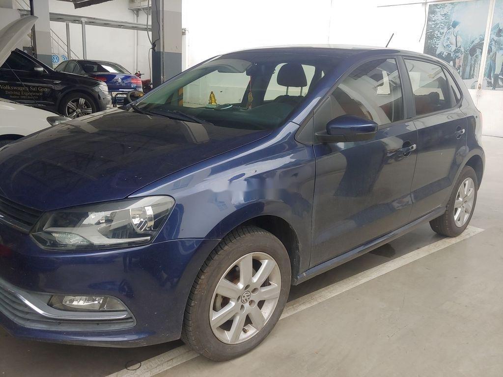 Bán Volkswagen Tiguan 2018, màu cam, nhập khẩu (9)