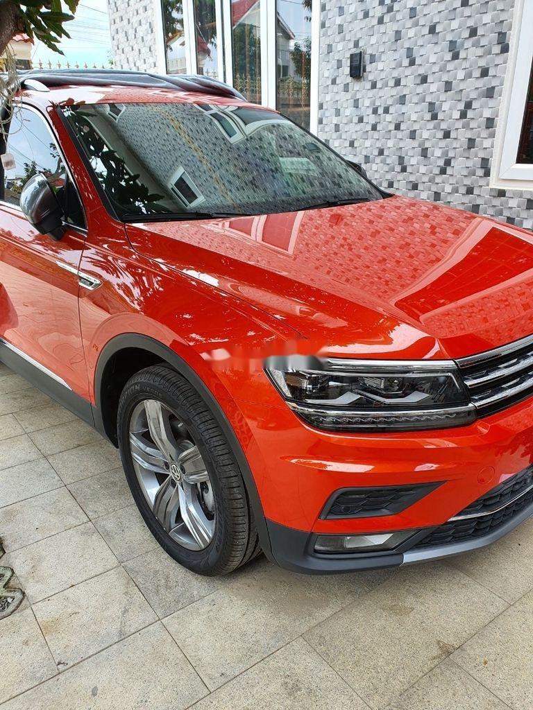 Bán Volkswagen Tiguan 2018, màu cam, nhập khẩu (3)