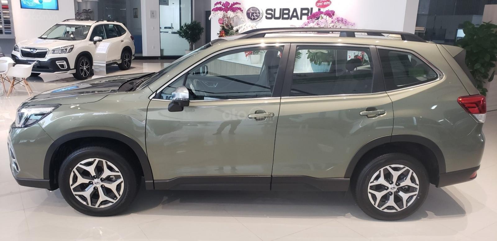 Subaru Forester i-L, nhập khẩu Thái Lan, chỉ với 270tr (2)