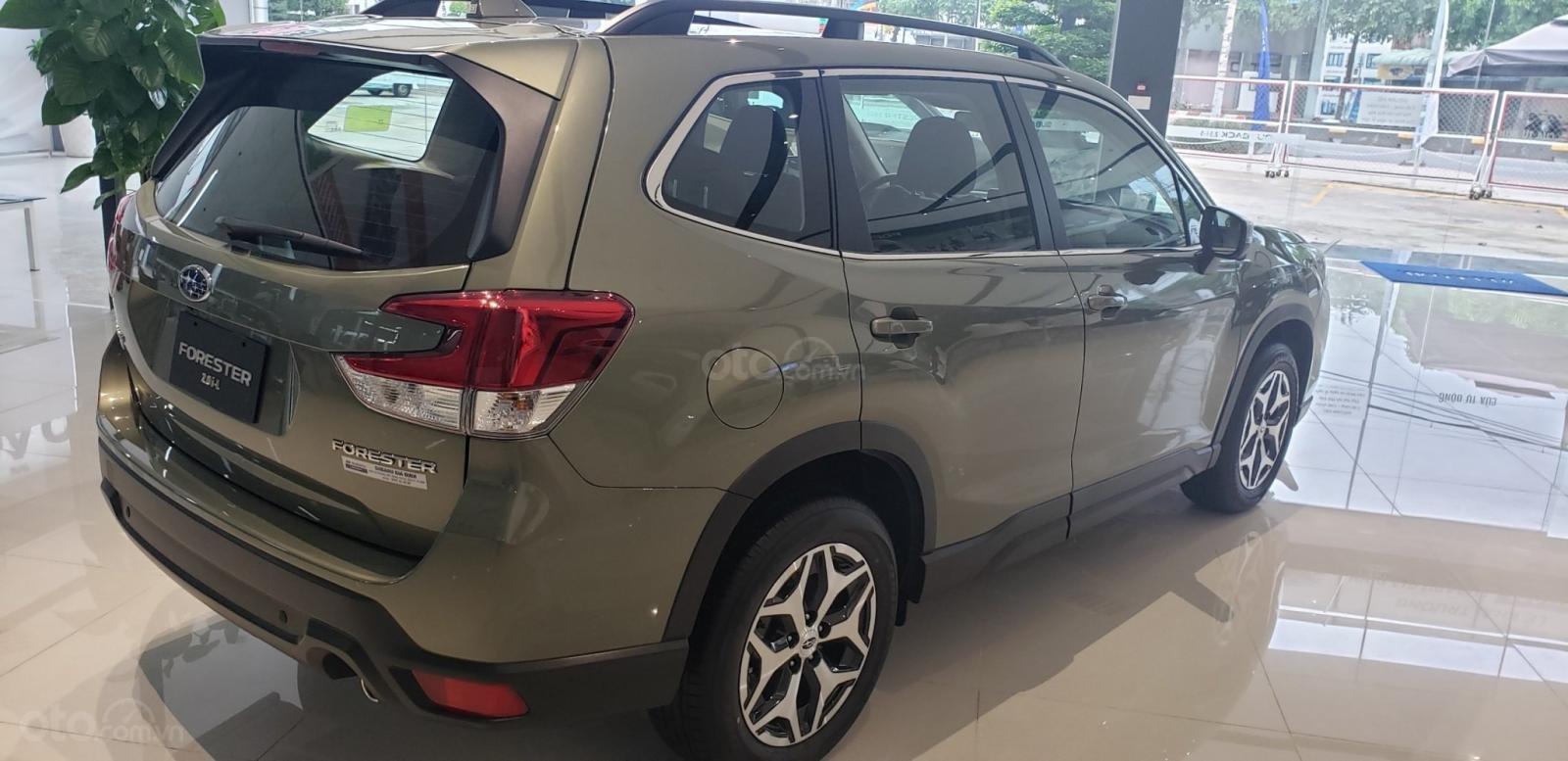 Subaru Forester i-L, nhập khẩu Thái Lan, chỉ với 270tr (3)