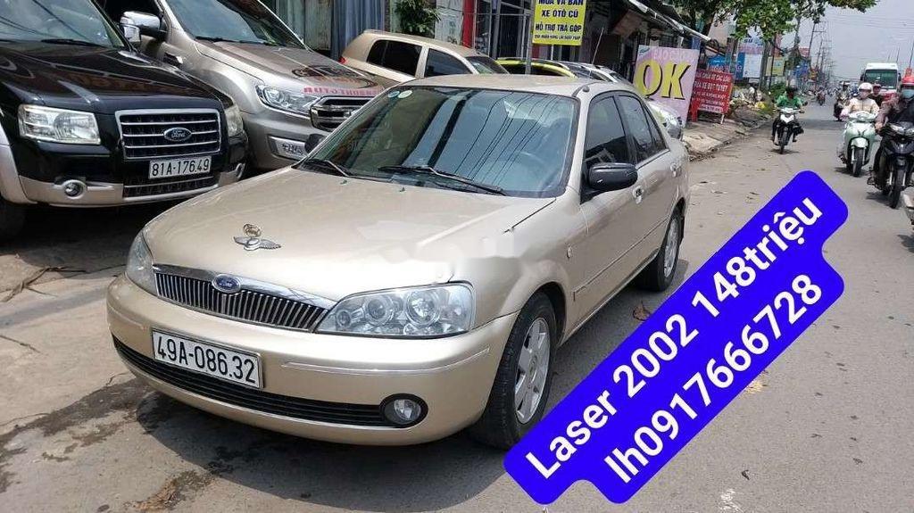 Xe Ford Laser sản xuất năm 2002 còn mới, giá tốt (12)