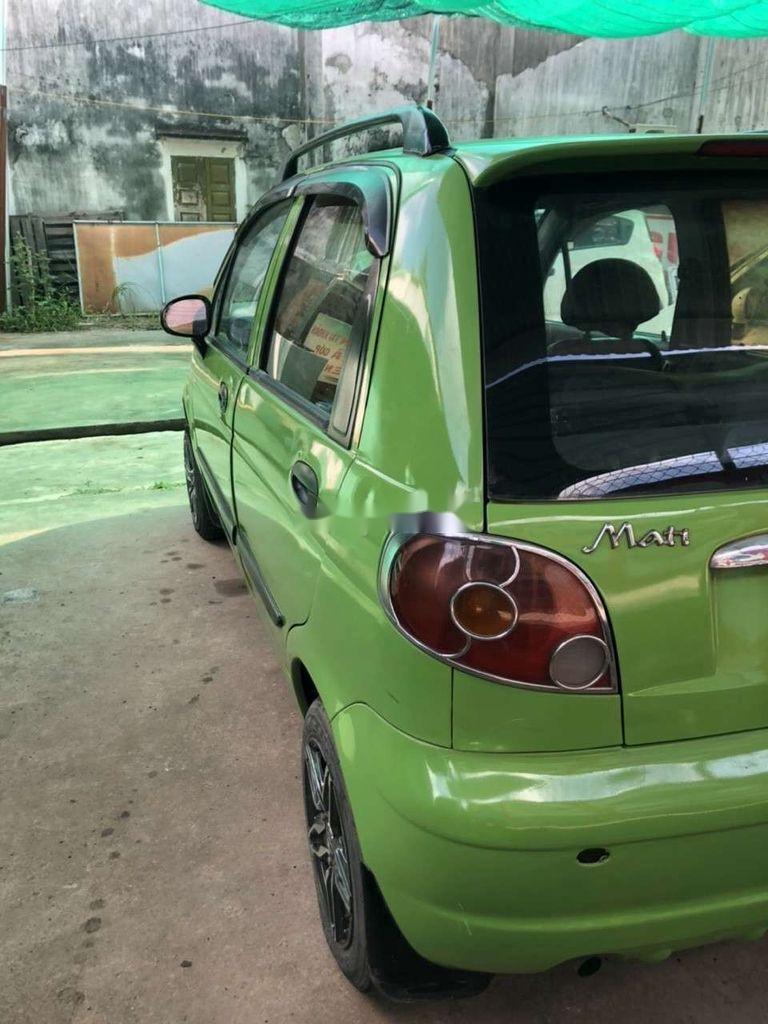 Bán ô tô Daewoo Matiz sản xuất năm 2005, số sàn, gia đình sử dụng (7)