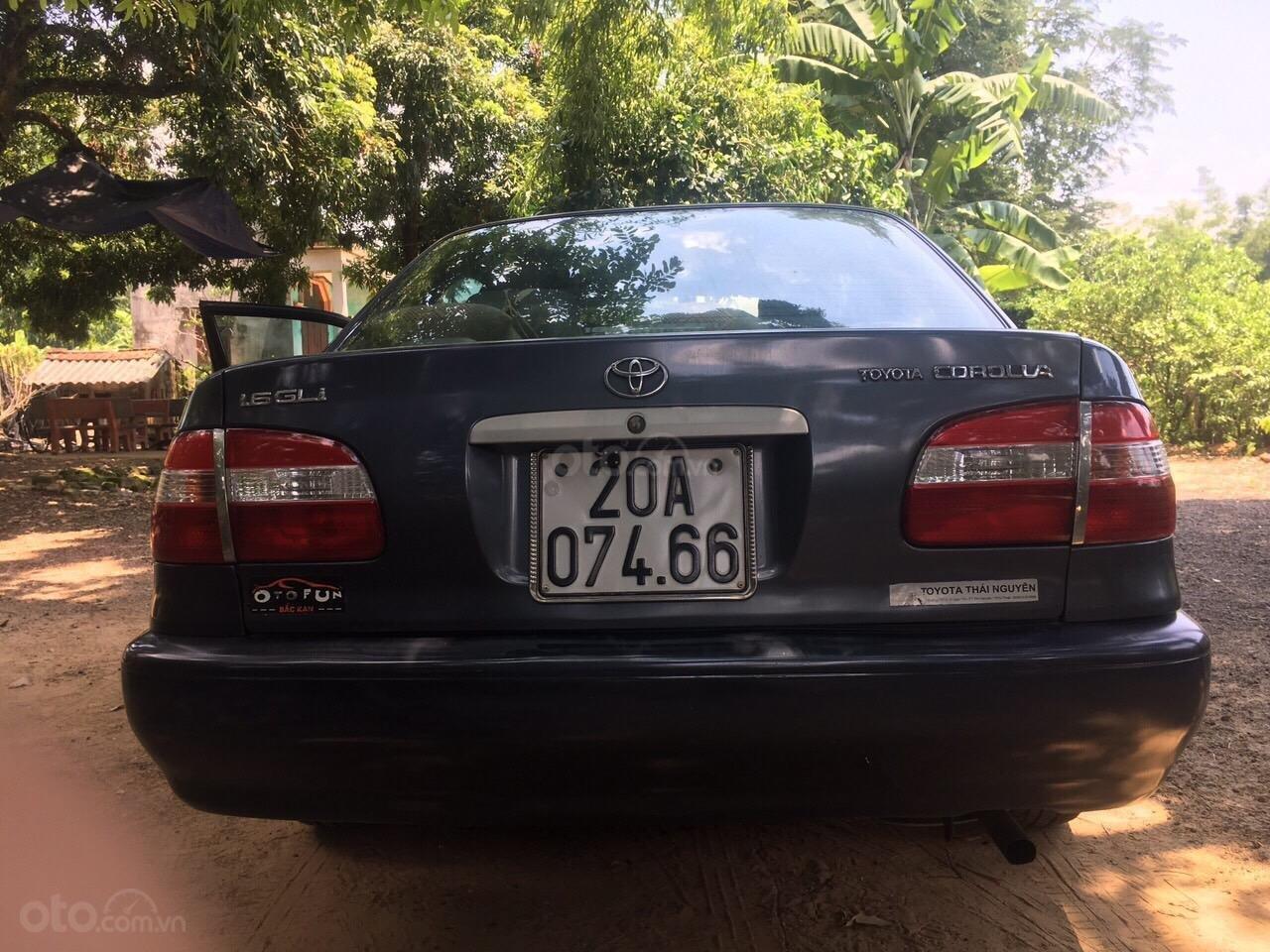 Bán Toyota Corolla năm sản xuất 1997 tại Quảng Ninh (7)
