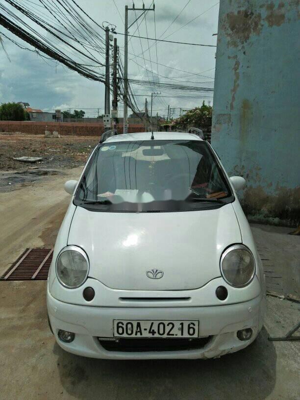 Bán ô tô Daewoo Matiz sản xuất năm 2007, nhập khẩu còn mới (2)