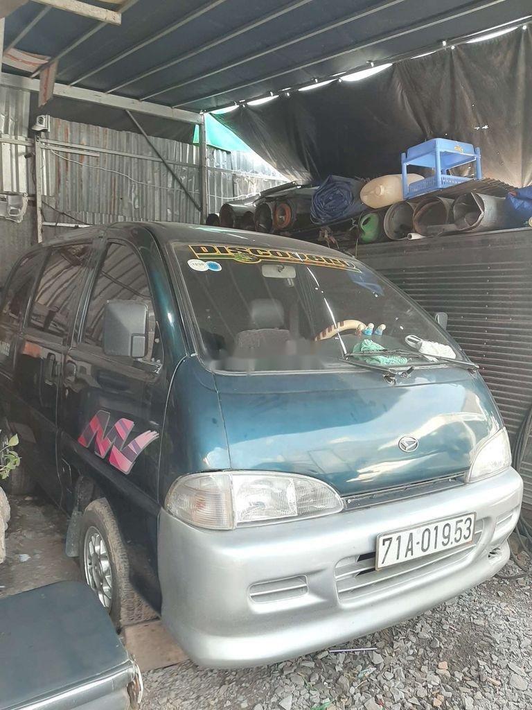 Cần bán Daihatsu Citivan năm sản xuất 2003, đồng sơn đẹp (5)