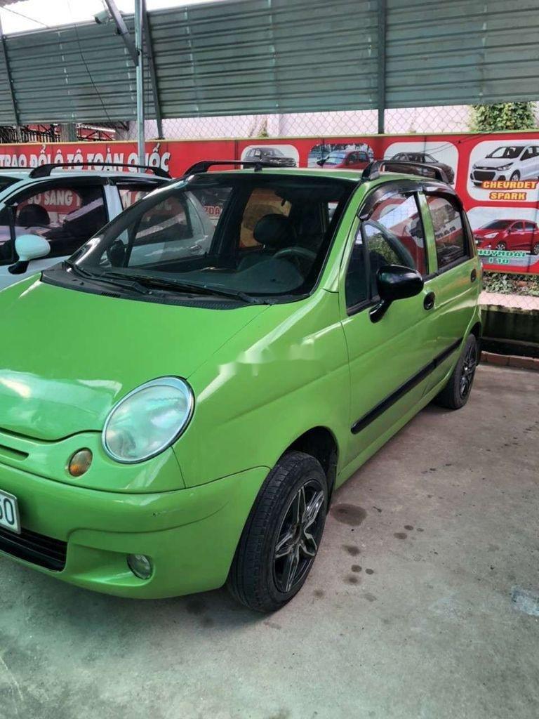 Bán ô tô Daewoo Matiz sản xuất năm 2005, số sàn, gia đình sử dụng (3)