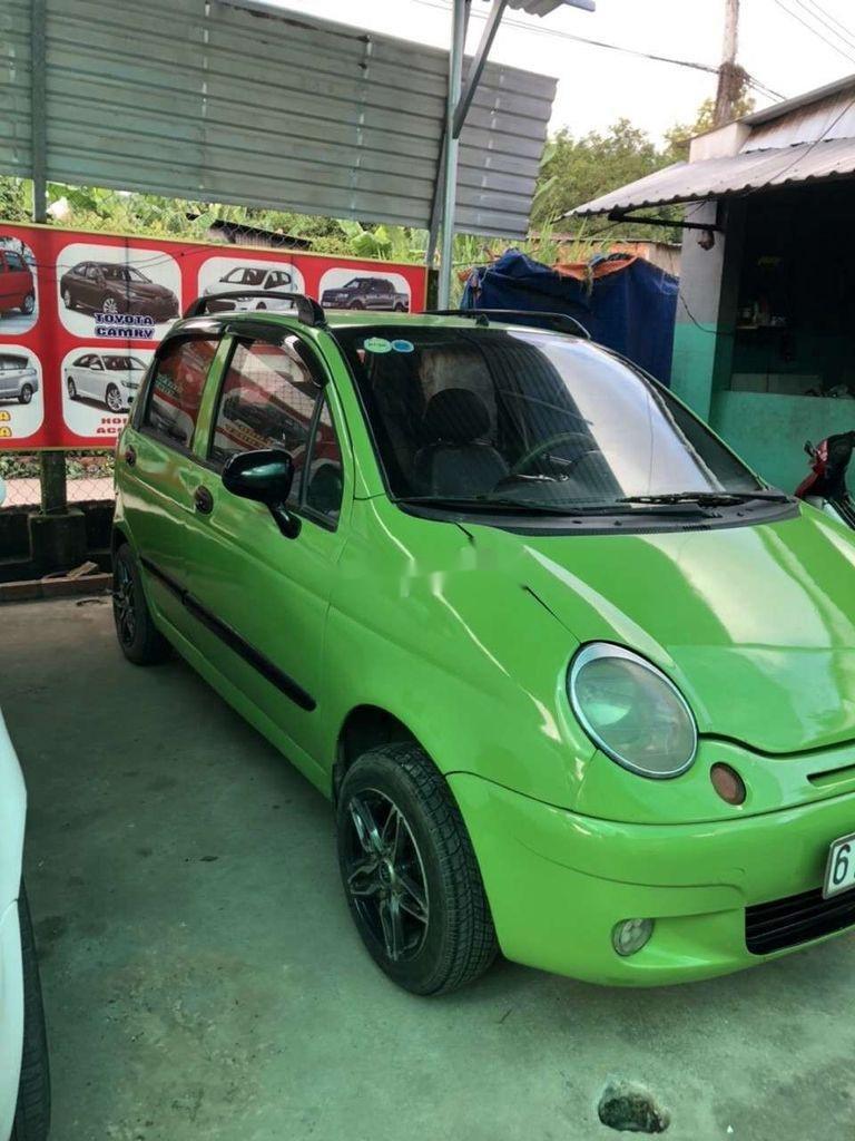 Bán ô tô Daewoo Matiz sản xuất năm 2005, số sàn, gia đình sử dụng (2)