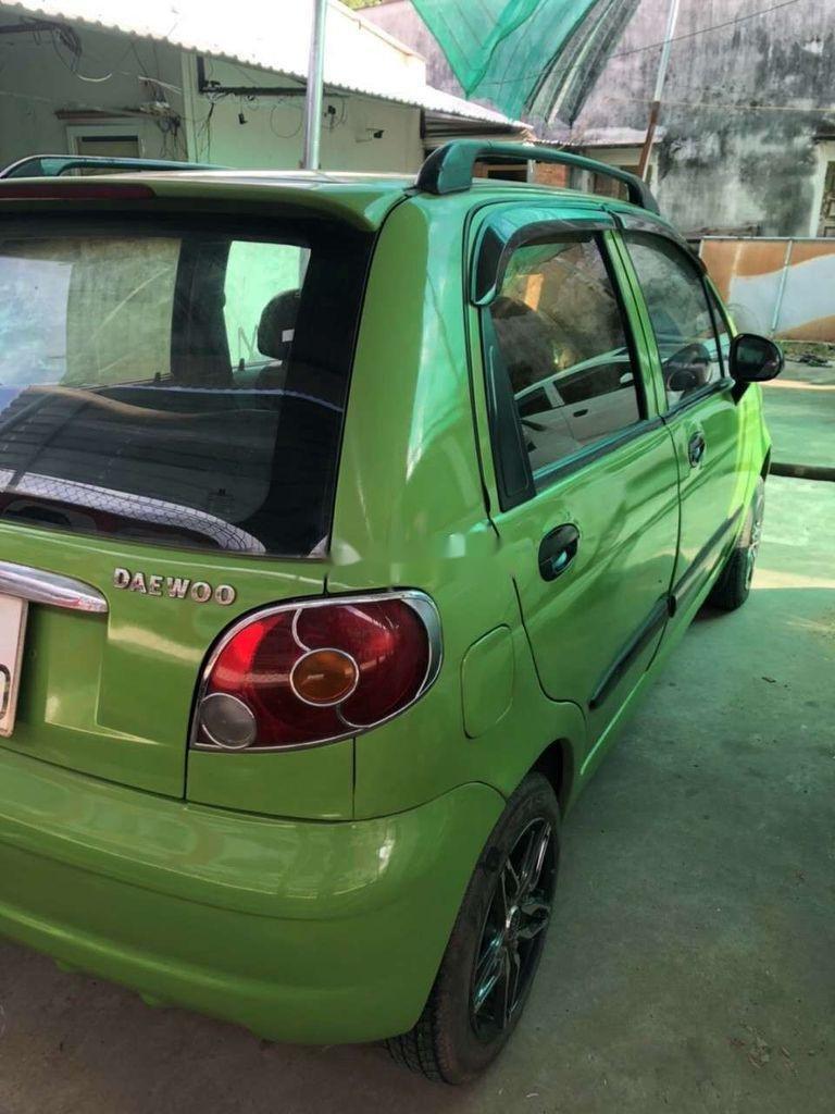 Bán ô tô Daewoo Matiz sản xuất năm 2005, số sàn, gia đình sử dụng (8)