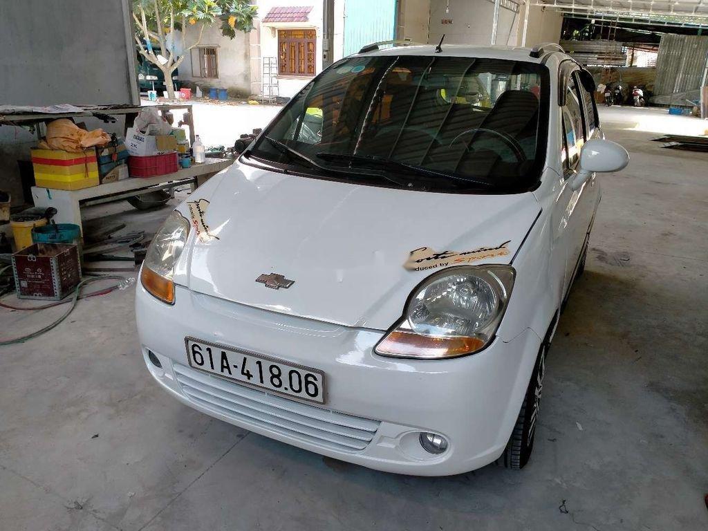 Bán Chevrolet Spark sản xuất 2009, xe nhập, giá 95tr (1)