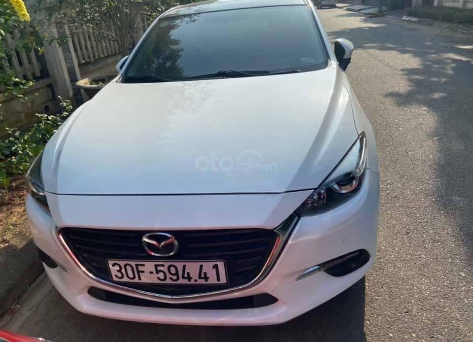Cần bán gấp Mazda 3 đời 2019, màu trắng còn mới, 630 triệu (1)