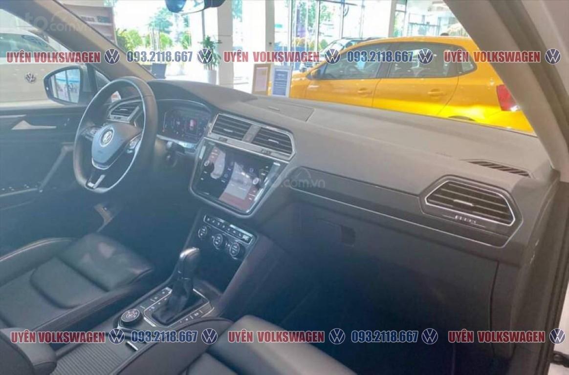 Giảm 100% trước bạ xe Tiguan bản cao cấp, xe Đức, nhập nguyên chiếc, 7 chỗ 2.0 Turbo, gầm cao, LH ngay Ms. Uyên (3)