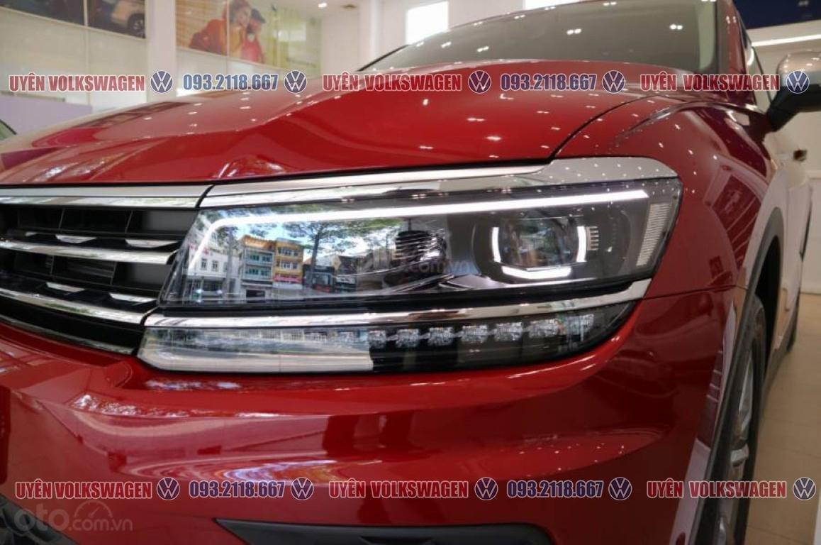 Giảm 100% trước bạ xe Tiguan bản cao cấp, xe Đức, nhập nguyên chiếc, 7 chỗ 2.0 Turbo, gầm cao, LH ngay Ms. Uyên (6)