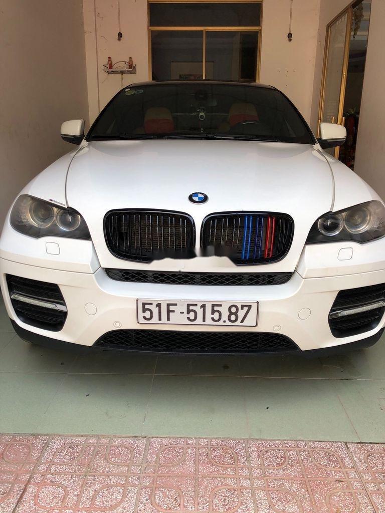 Bán BMW X6 sản xuất 2008, nhập khẩu, giá chỉ 690 triệu (1)
