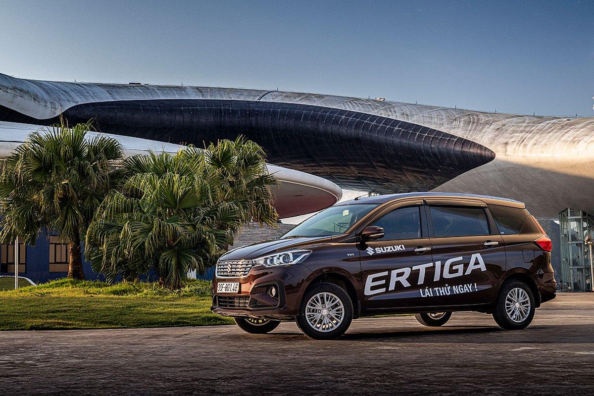 Suzuki Ertiga 2019 từng nhận được hơn 3000 đơn đặt cọc trong vòng 1 tháng 1
