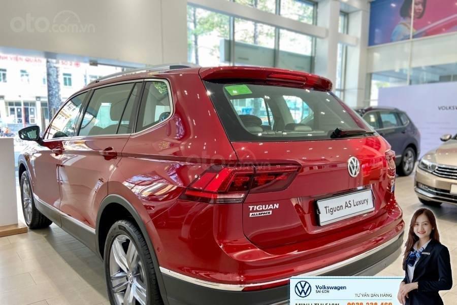 Khuyến mãi giá tốt cho xe Tiguan Luxury Topline đủ màu - Xe giao ngay - SUV 7 chỗ nhập khẩu dành cho gia đình (2)
