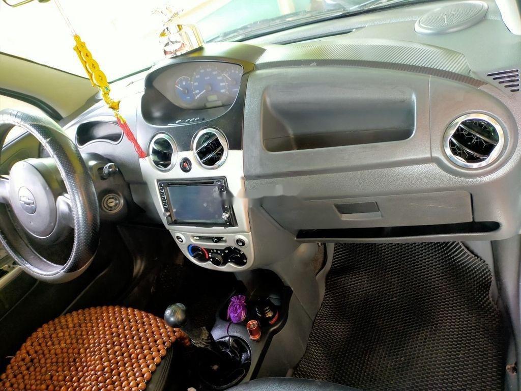 Cần bán gấp Chevrolet Spark Van đời 2009, màu bạc (3)