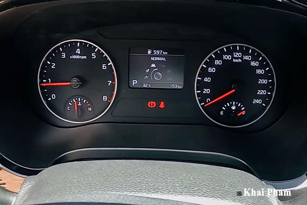 Ảnh Đồng hồ xe Kia Seltos 2020