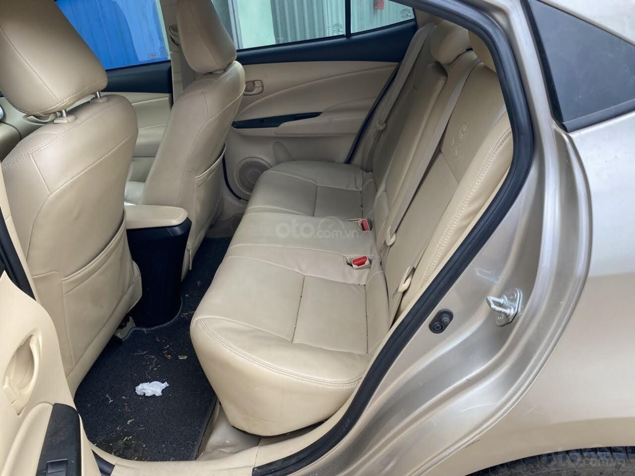 Cần bán Toyota Vios 1.5 E số tự động bản cao cấp (3)