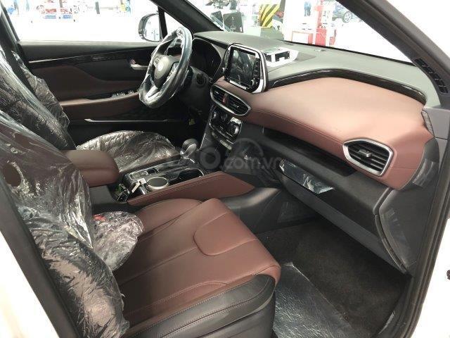 Xe Hyundai Santafe 2020 2.2D đang hot nhất thị trường giảm giá sâu liên hệ ngay (6)