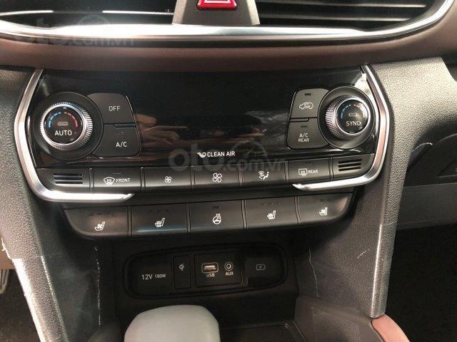 Xe Hyundai Santafe 2020 2.2D đang hot nhất thị trường giảm giá sâu liên hệ ngay (10)
