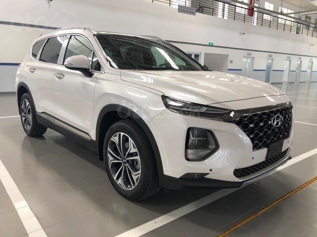 Xe Hyundai Santafe 2020 2.2D đang hot nhất thị trường giảm giá sâu liên hệ ngay (11)