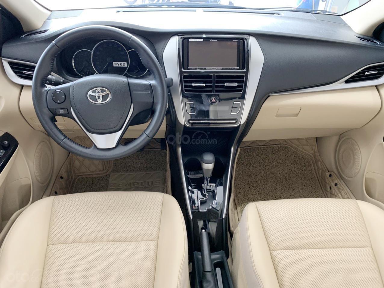 Bán xe Toyota Vios AT 1.5G 2019, biển Sài Gòn (7)