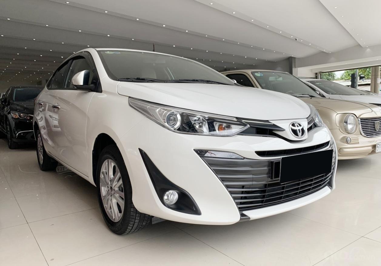 Bán xe Toyota Vios AT 1.5G 2019, biển Sài Gòn (3)