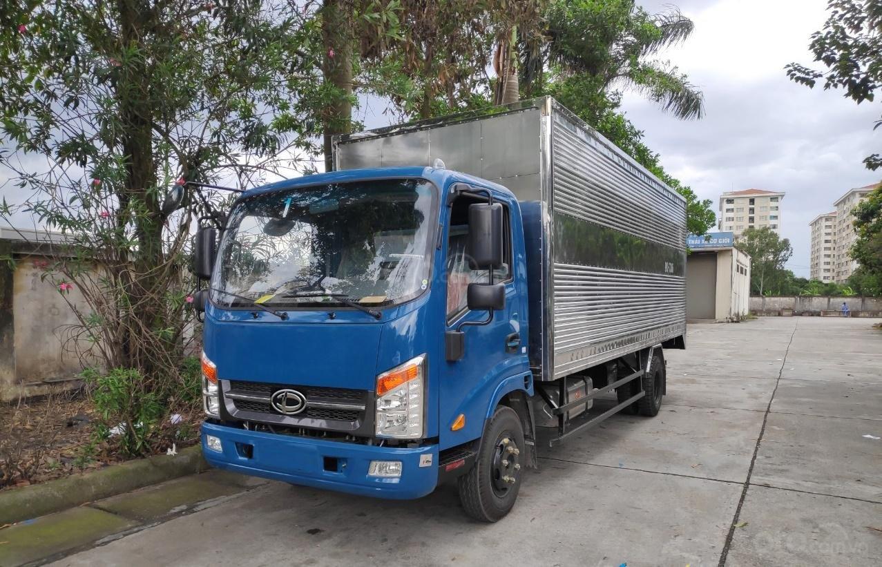 Đại lý ô tô Ngọc Minh bán xe tải 3.5 tấn, thùng dài 6.2 mét, động cơ Isuzu tại Hải Phòng và Quảng Ninh (3)