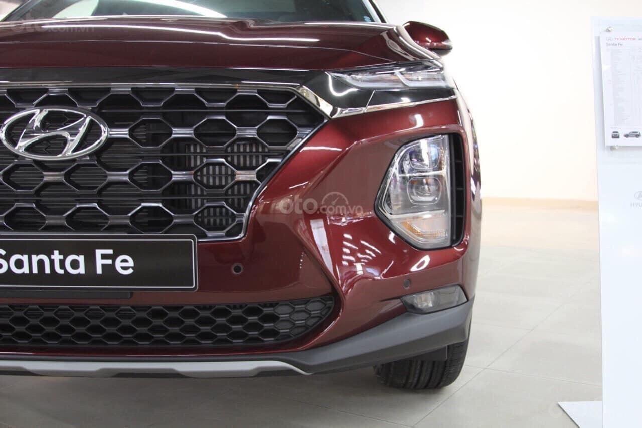 [Siêu khuyến mãi] Hyundai Santafe 2020 giảm ngay 50% thuế TB + quà tặng cực kỳ hấp dẫn, trả trước 200 triệu nhận ngay xe (2)