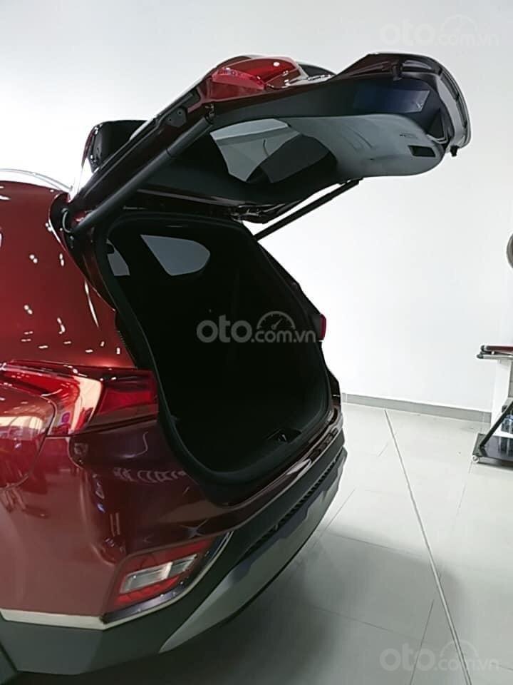 [Siêu khuyến mãi] Hyundai Santafe 2020 giảm ngay 50% thuế TB + quà tặng cực kỳ hấp dẫn, trả trước 200 triệu nhận ngay xe (4)