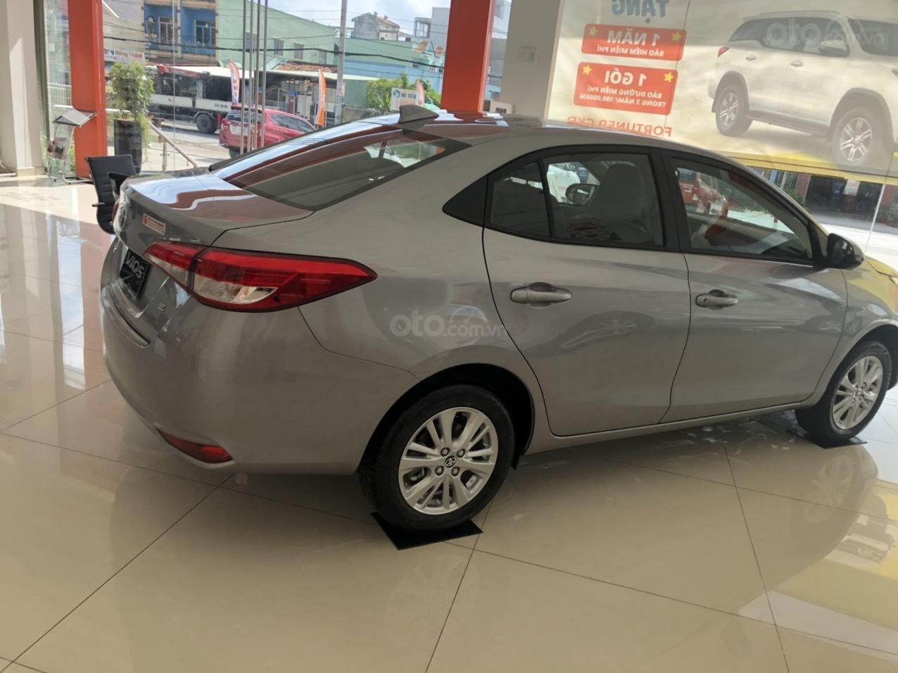 Toyota Vios 1.5 số sàn - mua trả góp với 119 triệu - khuyến mãi ngay tiền mặt, hỗ trợ trước bạ xe (5)
