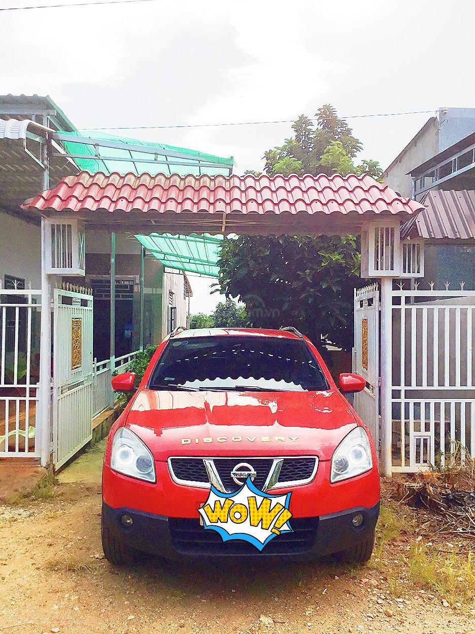Nissan Qashqai 2008, nhập khẩu từ Anh Quốc, số tự động, 2 cầu điện, chất lượng rất tốt (1)
