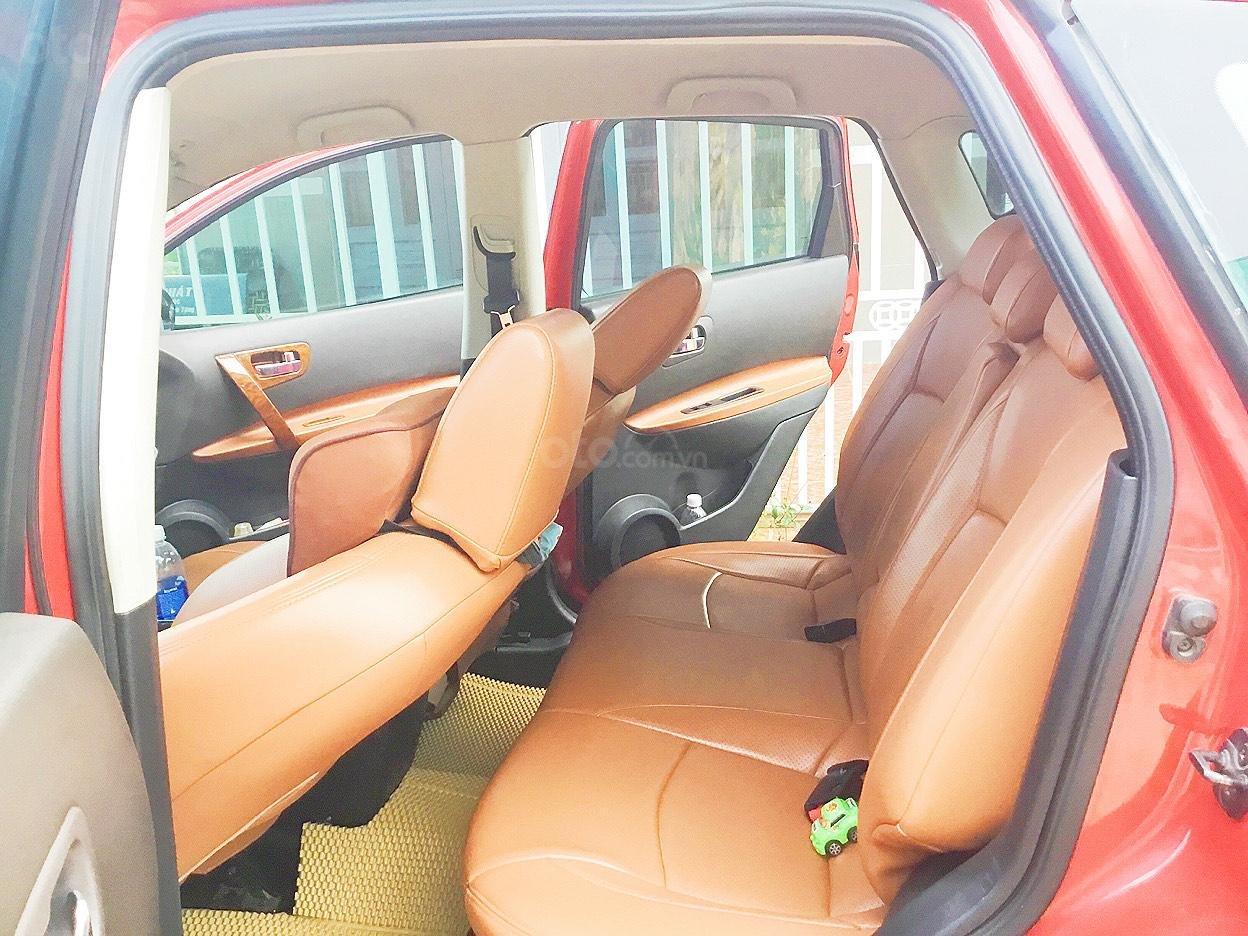 Nissan Qashqai 2008, nhập khẩu từ Anh Quốc, số tự động, 2 cầu điện, chất lượng rất tốt (5)