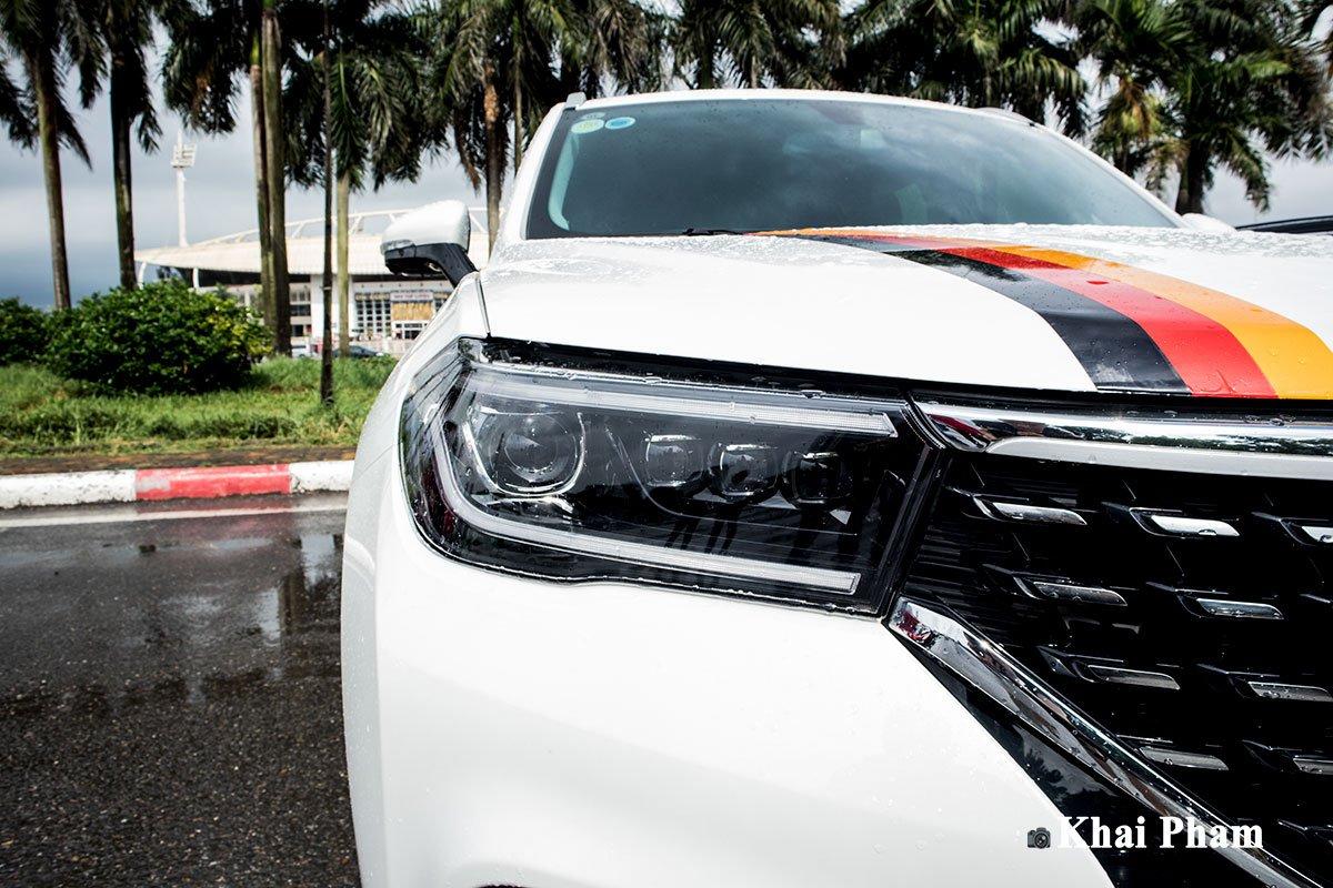 Ảnh Đèn pha xe Brilliance V7 2020