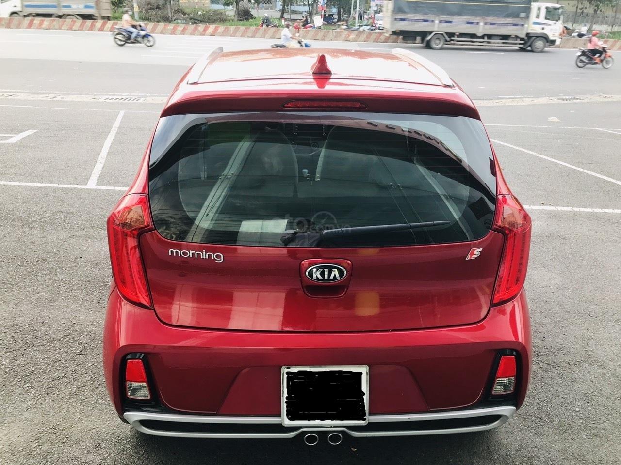 Cần bán lại xe Kia Morning Luxury 1.25L AT 2019, bản cao cấp nhất, mới như xe hãng, odo hơn 2000Km, giá 365tr (3)