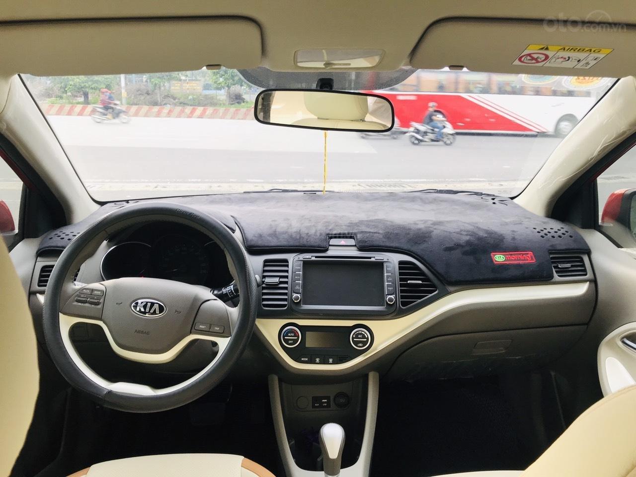 Cần bán lại xe Kia Morning Luxury 1.25L AT 2019, bản cao cấp nhất, mới như xe hãng, odo hơn 2000Km, giá 365tr (4)