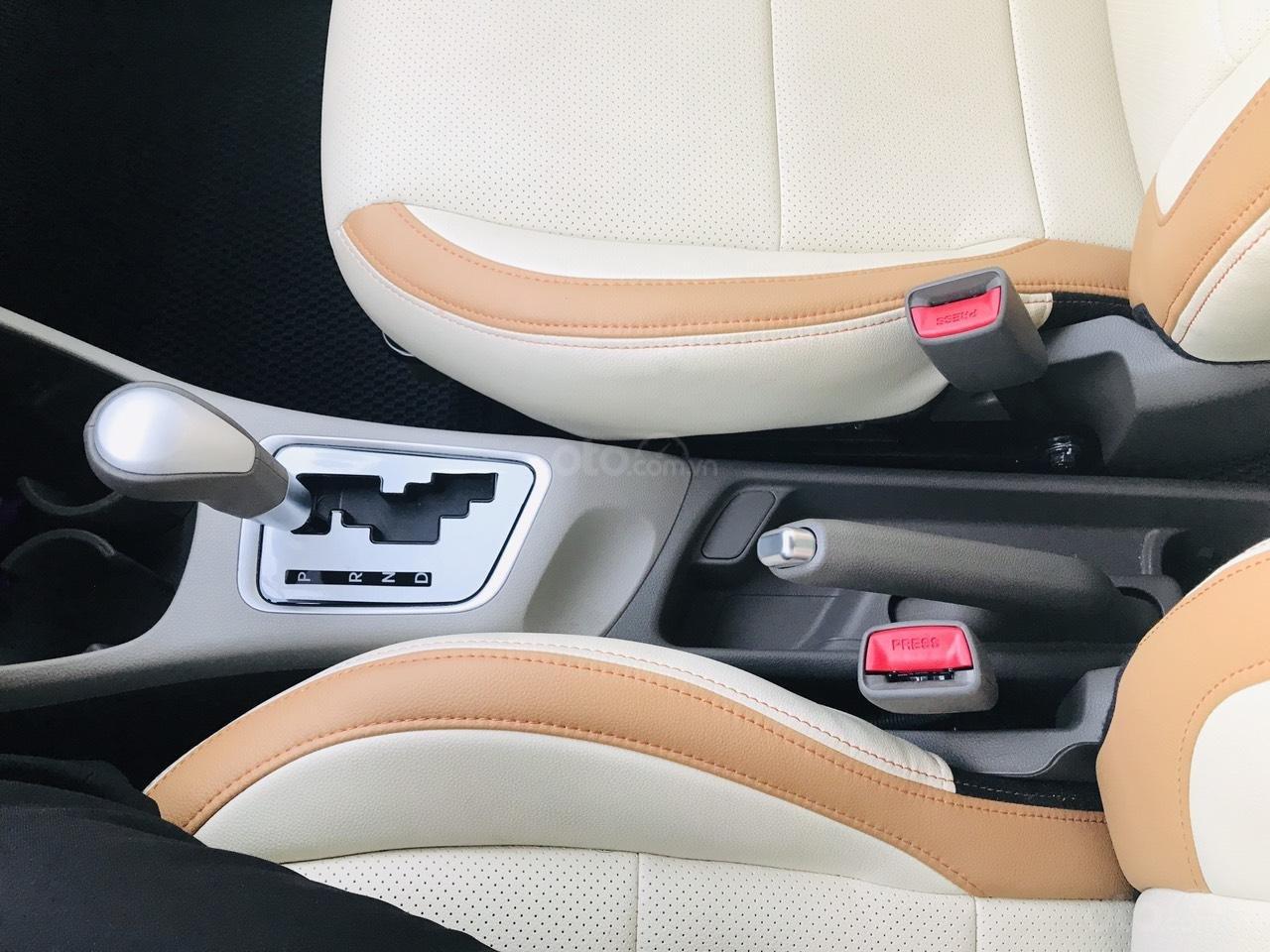 Cần bán lại xe Kia Morning Luxury 1.25L AT 2019, bản cao cấp nhất, mới như xe hãng, odo hơn 2000Km, giá 365tr (5)