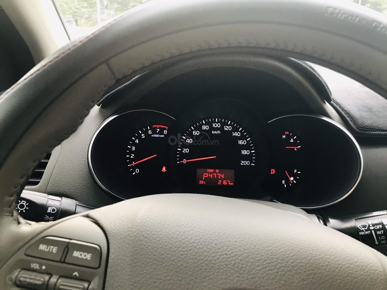 Cần bán lại xe Kia Morning Luxury 1.25L AT 2019, bản cao cấp nhất, mới như xe hãng, odo hơn 2000Km, giá 365tr (6)